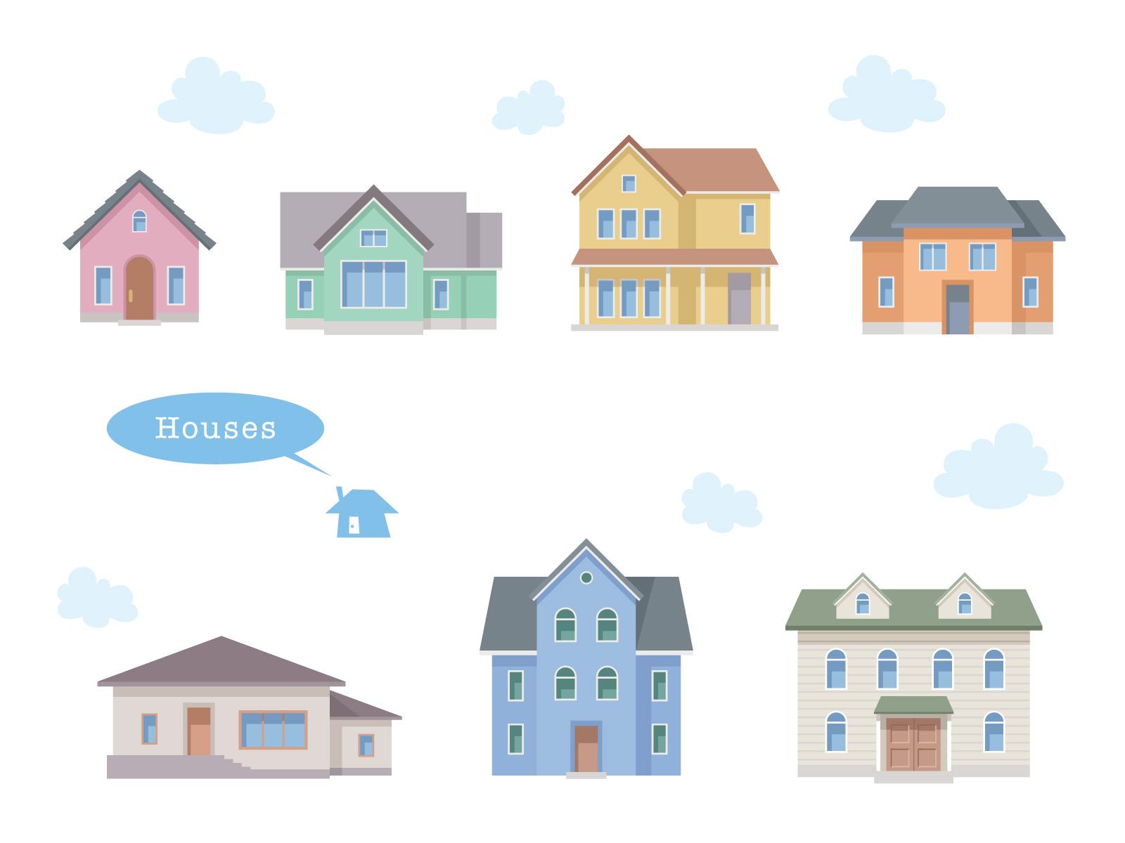 住宅ローンの固定金利と変動金利のメリットとデメリット